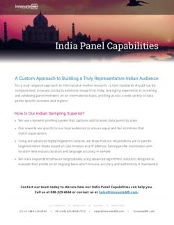 India Panel