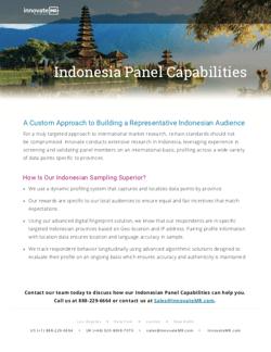 Indonesia Panel