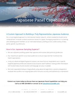 Japan Panel