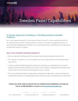 Sweden Panel