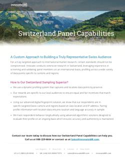 Switzerland Panel