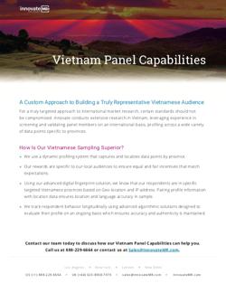 Vietnam Panel